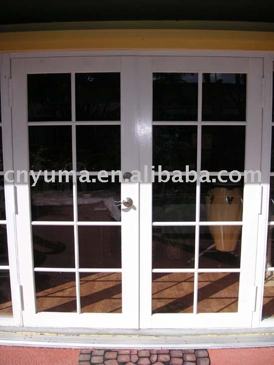 Aluminum Storefront Glass Doors 550 x 733