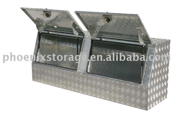 AL18002 Aluminium Box