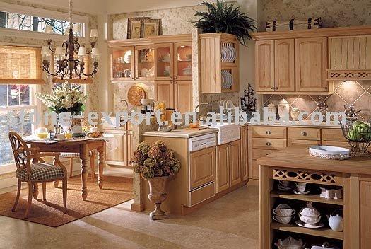 مشارك في مسابقة اجمل منزل Birch_Kitchen_Cabine