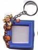 photo frame key chain