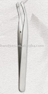 slanted tweezers T1076