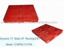 V. Crossing Stackable Plastic Pallet/ Tray / Sheet