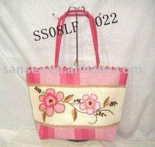 paper cloth beach bag