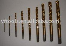 HSS Twist Drills bits(Passing ISO9001:2000 certificate)