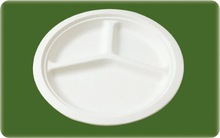 Biodegradable and disposable tableware