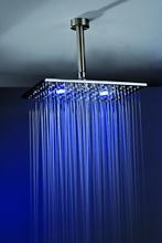 Brass LED Rainfall shower head