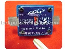 Locksmith Tools,Lock Picks for New Style KLOM Key Check