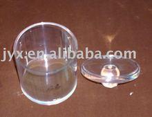 acrylic sugar container