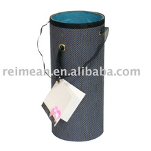 Paper Wine Box with Handle