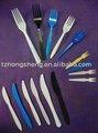 Bifurcaciones y cuchillos plásticos