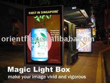 magic el light box