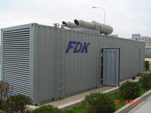 silent diesel generator set powered by FDK genset