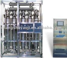 LD Series tubular multi-efficiency distilled water machine