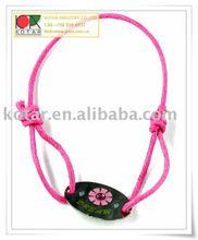 Bracelet charms, bracelet plate