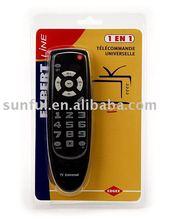 1 IN 1 universal remote control,remote control,tv remote control