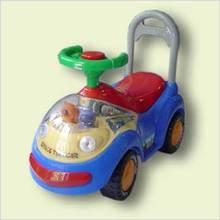 Chirldren Push Car