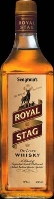 Seagram Royal Stag whisky