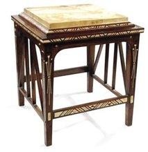 KING TUT SIDE TABLE
