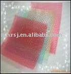 Antistatic air bubble film