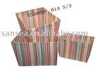 Paper cloth storage box