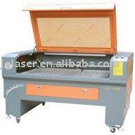 Usado de gravura do laser e máquina de corte