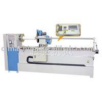 CJ-170ZM Automatic binding strip cutting machine,bound,ribbon slitting machine