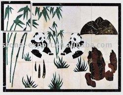 Decorate mosaic