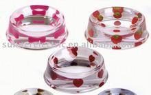Resin Pet Bowl (Model: SRP-999)