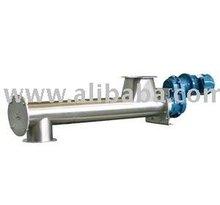 EASYCLEAN Minimum-Residue Tubular Screw Conveyors