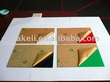 cast opal/black acrylic sheet(board)