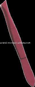 """TQT-1175Eye Brow Tweezers Pink Color STRSizes: 3.5"""",4"""""""