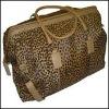 Animal Print Travel Bag