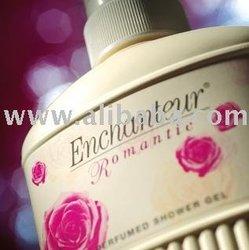 Enchanteur fragranced toiletries
