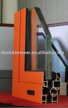 Series 60 heat-insulated aluminum alloy window