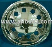 "52AR 22.5"" S/S #304 Truck Rear Wheel cover With Deep Cap"