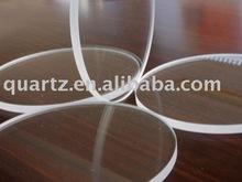 Quartz Window, Polished Quartz Disc,Quartz Plate