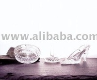 Faha Crystal Trinket Tray
