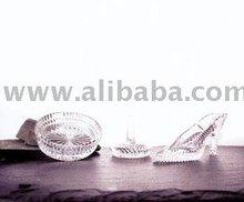 Faha Crystal Trinket Tray
