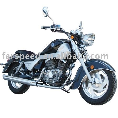 250cc EEC chopper V-twin-cylinder motorc