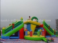 inflatable fun city (fun city, inflatable combo)