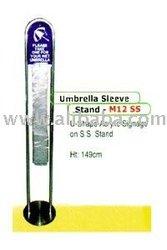 U shape Umbrella Sleeve Stand
