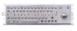 Kiosk keyboard/Industrial keyboard/Metal keyboard(SPC-2-G)