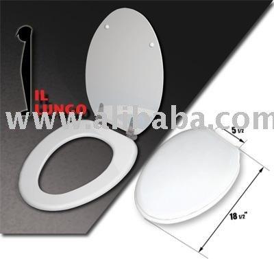 Toilet Seats Il Lungo 18 5 Us Size Elongated Bowls
