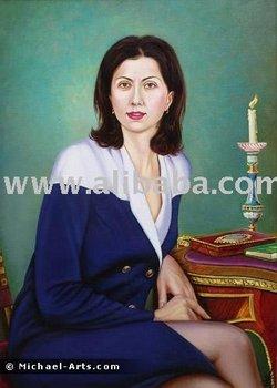 Lali Shimshilashvili Oil Painting on canvas