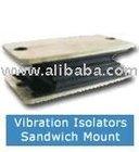 Vibration Isolators Sandwich Mount