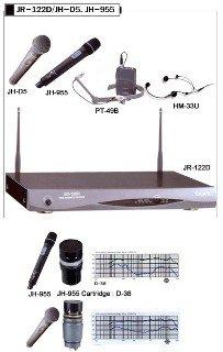 Vhf Wireless Microphones