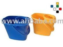 Mop bucket with wringer, Maltex