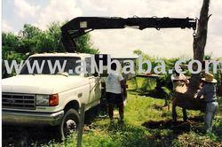 Hiab Truck Crane 5 Tons/meter capacity crane