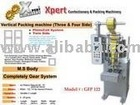 VERTICAL PACKING MACHINE(Three & Four Side)