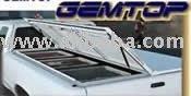 Fiberglass lift-up,tonneau cover